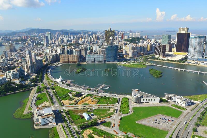 Macau imagen de archivo libre de regalías