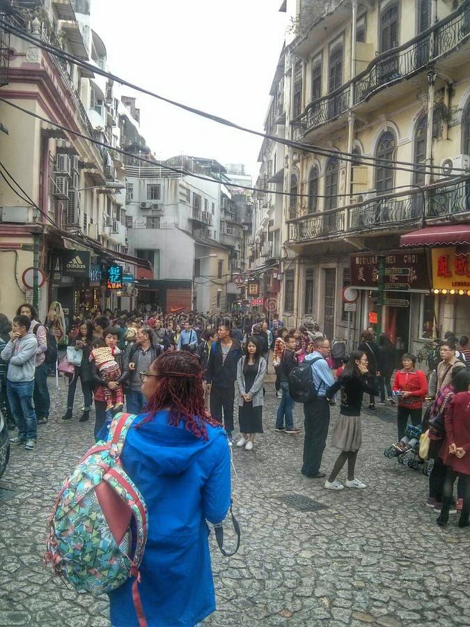 Macau zdjęcie royalty free