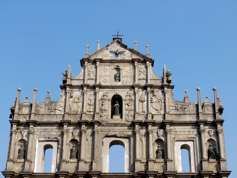 Macau fotografia stock