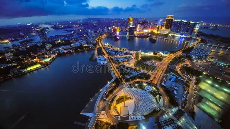 Macau obrazy stock