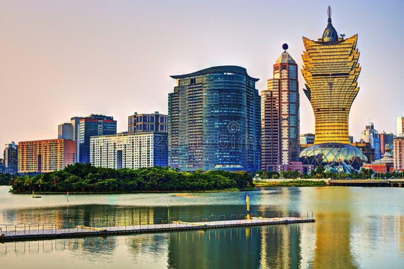 Macau, China imagem de stock royalty free