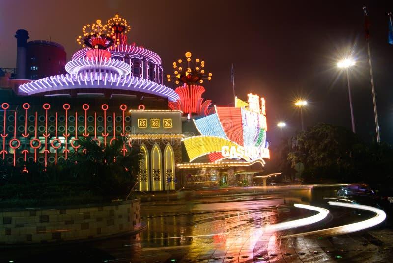 Macau Landmark - Hotel Lisboa Editorial Photo