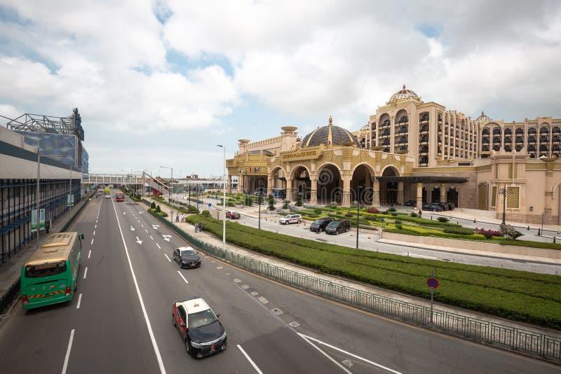 Macau, Porzellan stockfoto