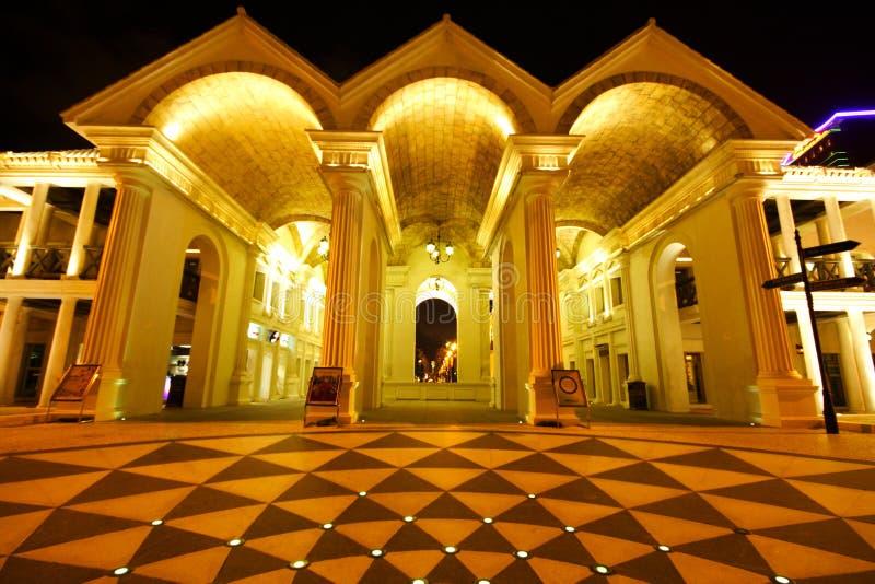 Macau Rybaka Nabrzeże zdjęcie royalty free