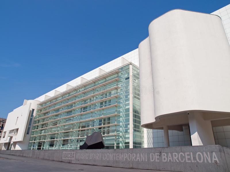 Macba images stock