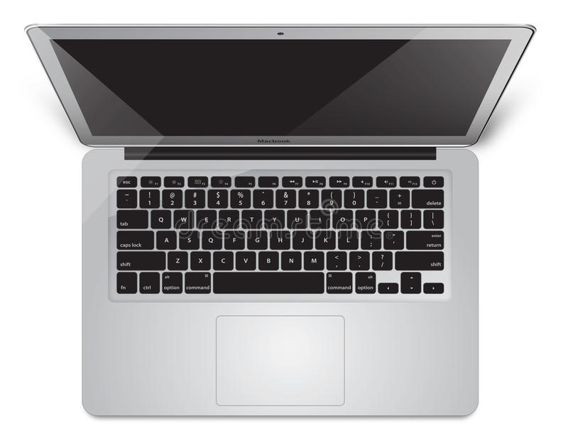 Download Macbook editorial image. Image of apple, design, glass - 22158340