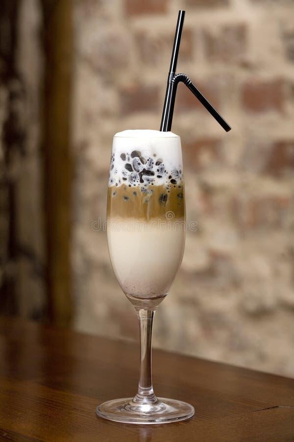 macchiato latte кофе стоковое фото