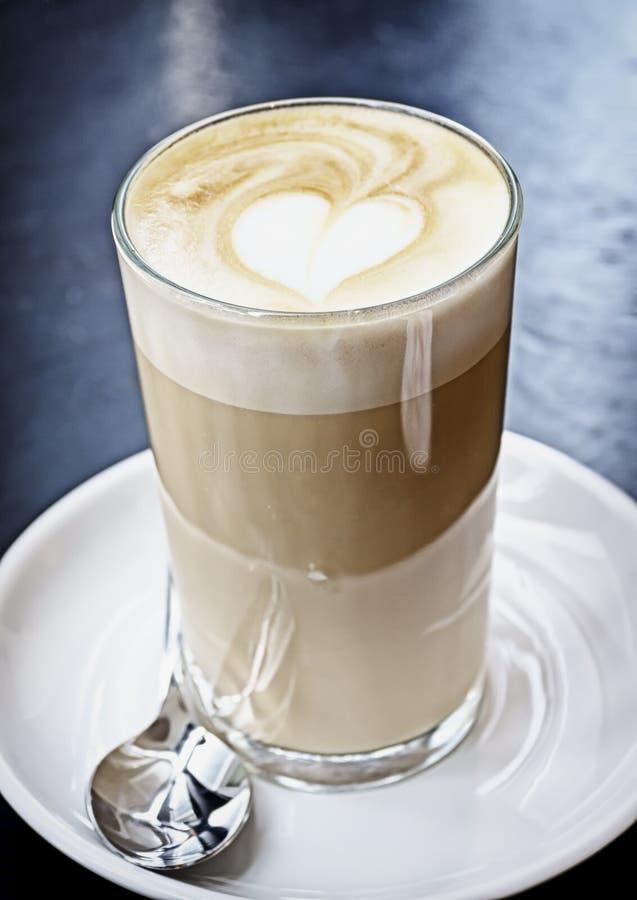 Macchiato Latte стоковое фото rf