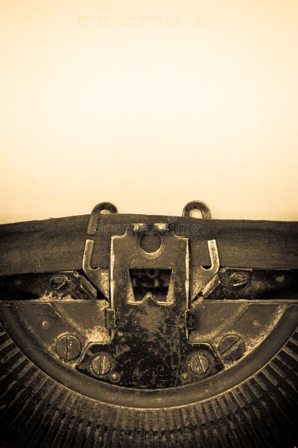 Download Macchina da scrivere fotografia stock. Immagine di dattiloscritto - 117979792