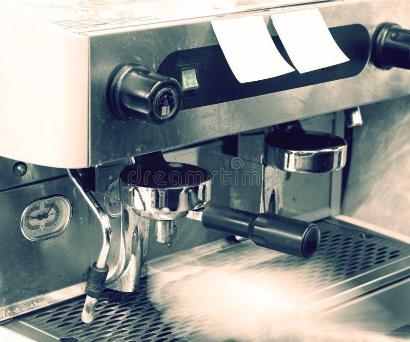 Macchina del caff? fotografie stock