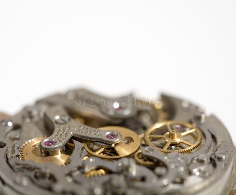 macchina dell'orologio vecchia immagini stock