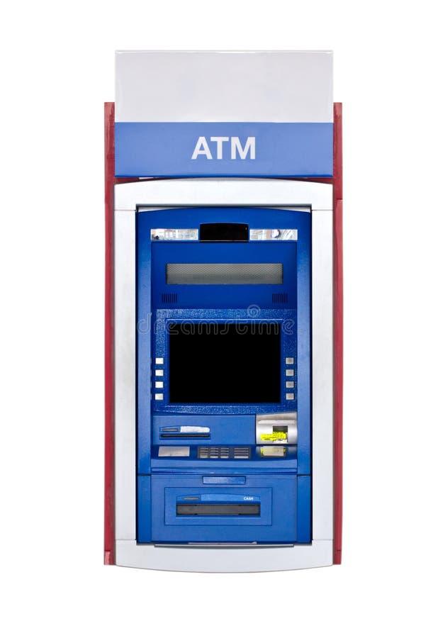 Macchina di bancomat. immagini stock libere da diritti