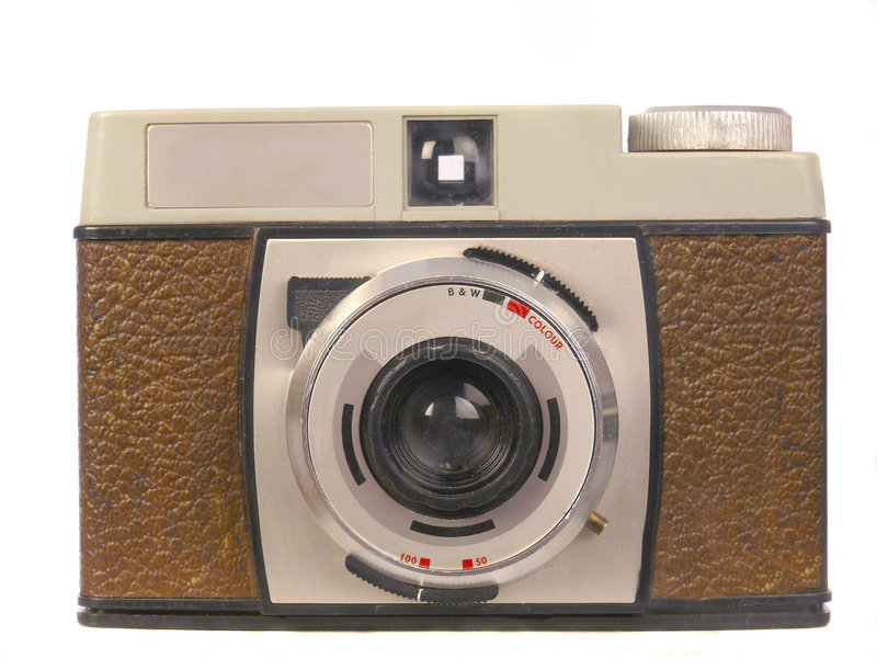 Macchina fotografica; fotografia stock libera da diritti