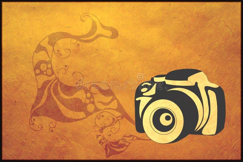 Macchina fotografica illustrazione vettoriale
