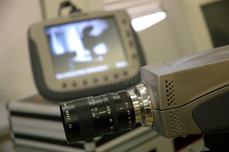 Macchina fotografica ad alta velocità fotografie stock libere da diritti