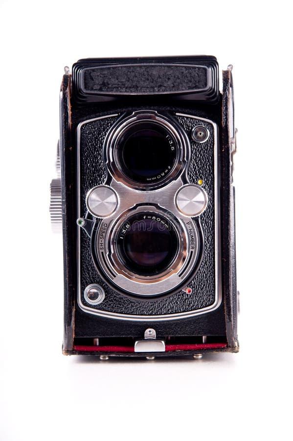 Macchina fotografica antica fotografie stock libere da diritti