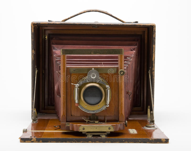 macchina fotografica antica di 1890s immagini stock libere da diritti