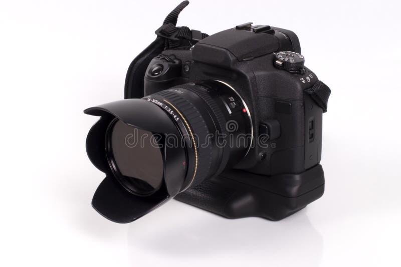 Macchina fotografica automatica 4 del fuoco 35mm SLR fotografia stock