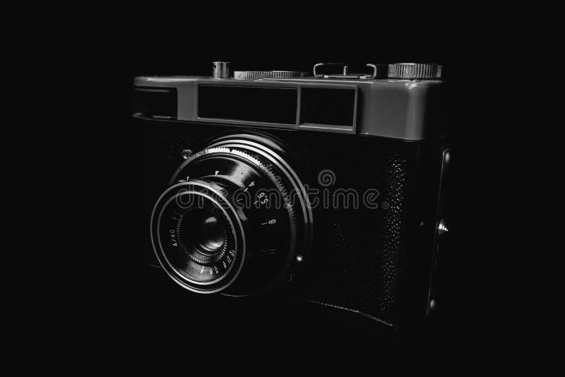 Macchina fotografica d'annata fotografie stock
