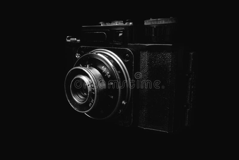 Macchina fotografica d'annata immagini stock