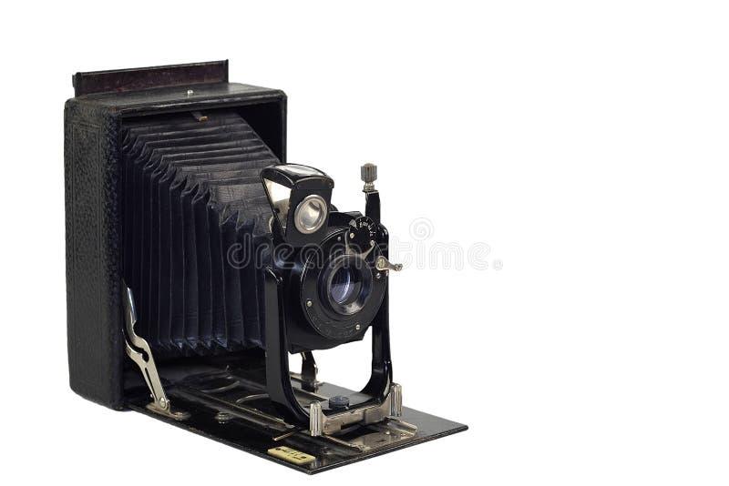 Macchina fotografica dell'annata 35mm SLR fotografie stock libere da diritti