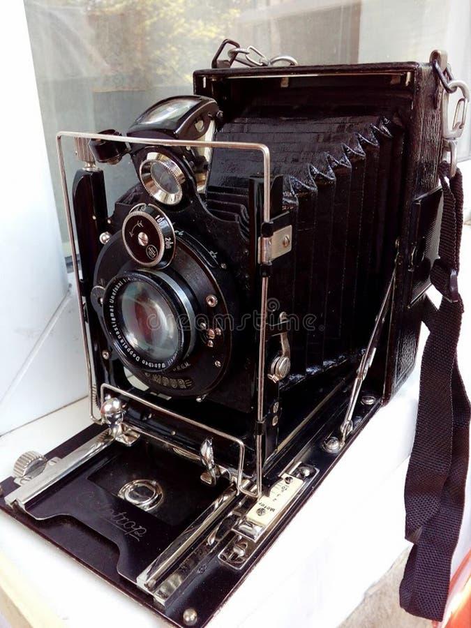 macchina fotografica della foto degli anni 30 dalla Germania immagine stock libera da diritti