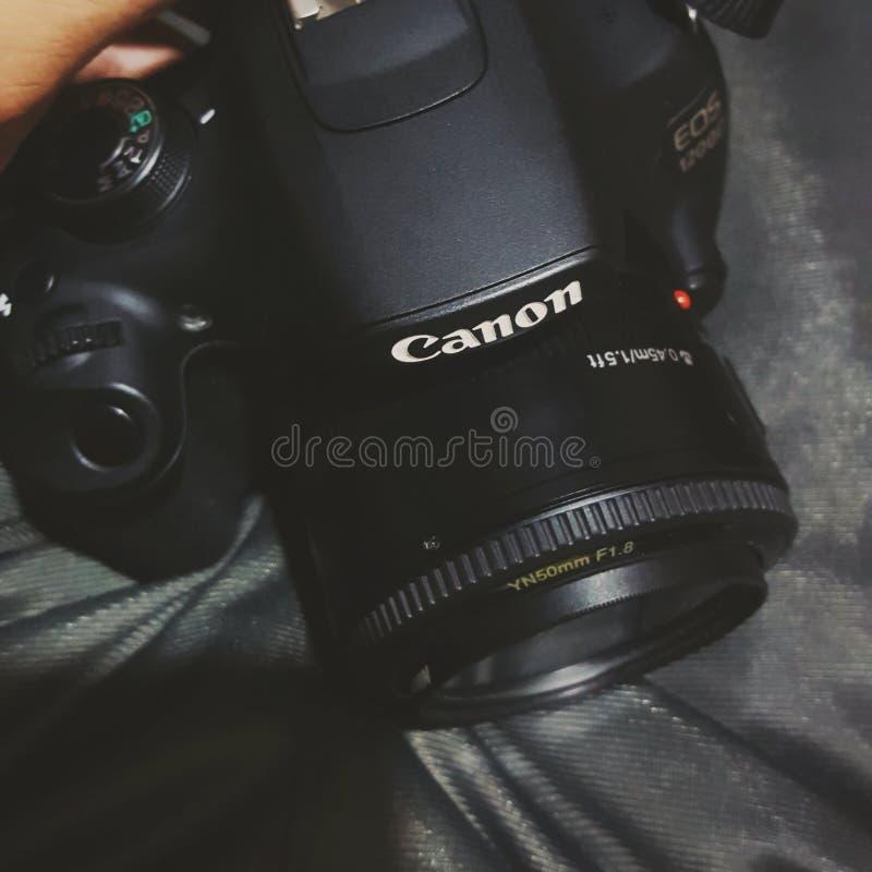 Macchina fotografica di CANON immagine stock libera da diritti