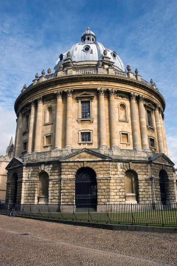 Macchina fotografica di Radcliffe, Oxford fotografie stock