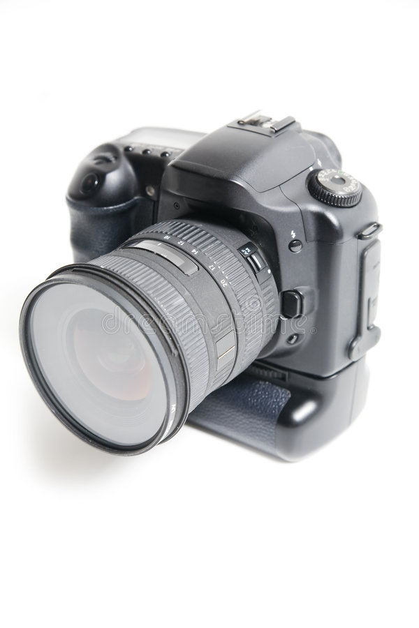 Download Macchina Fotografica Di SLR Fotografia Stock - Immagine di memorie, professionista: 3891938