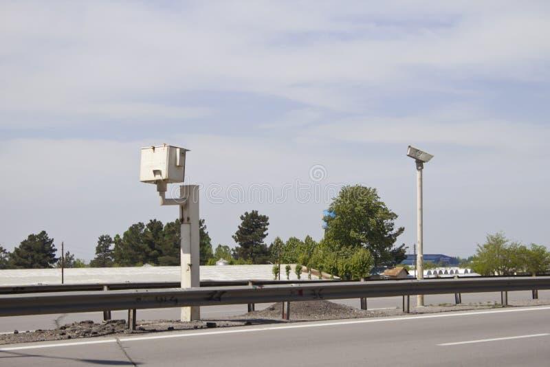 Macchina fotografica di velocità fotografia stock libera da diritti