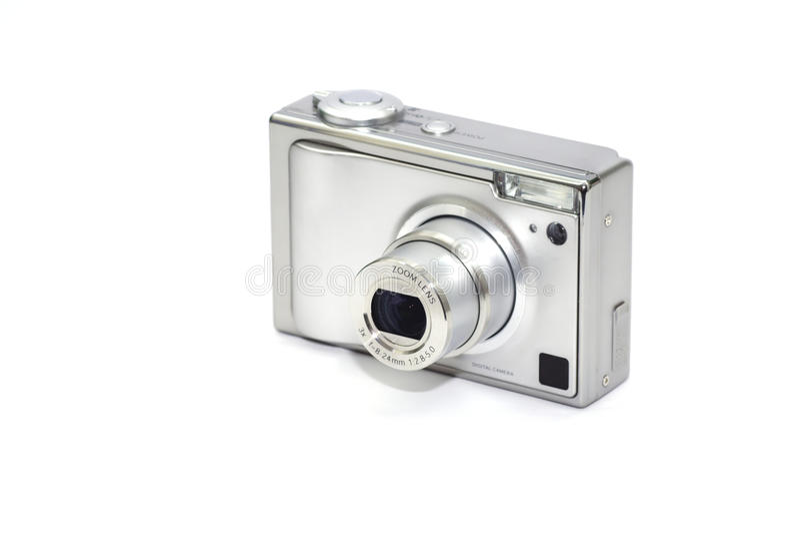 Macchina fotografica digitale fotografia stock