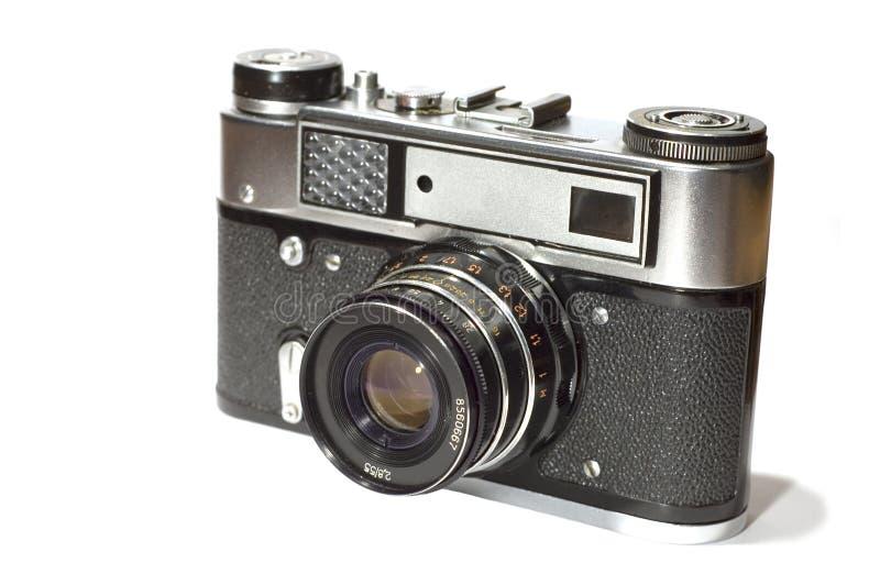 Macchina fotografica reflex immagine stock libera da diritti