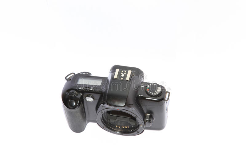 Macchina fotografica senza lente fotografie stock libere da diritti