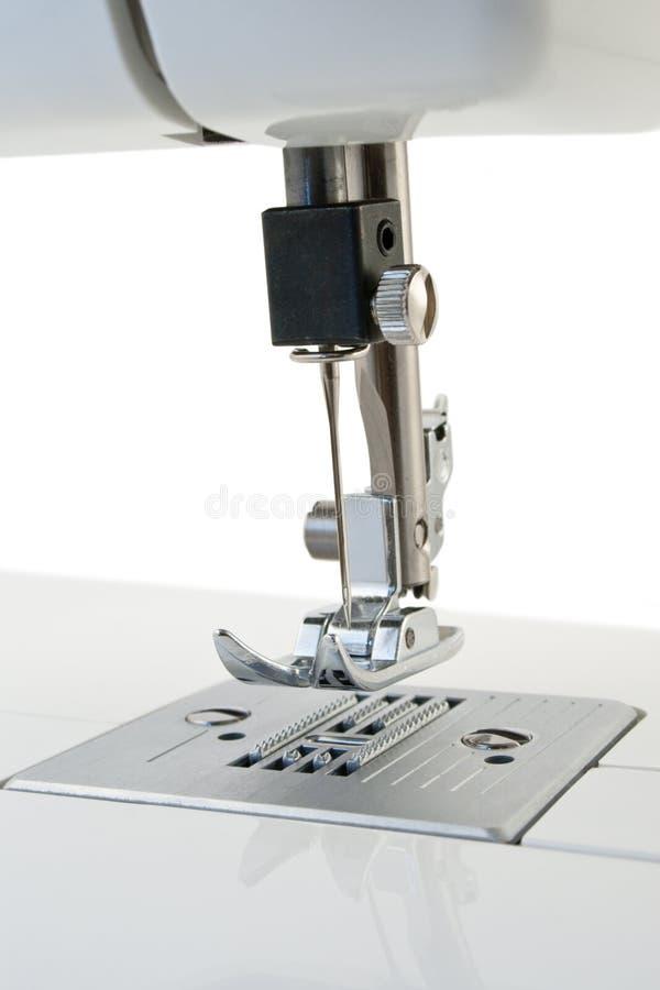 Macchina per cucire immagine stock immagine di contesto for Macchina per cucire elettrica