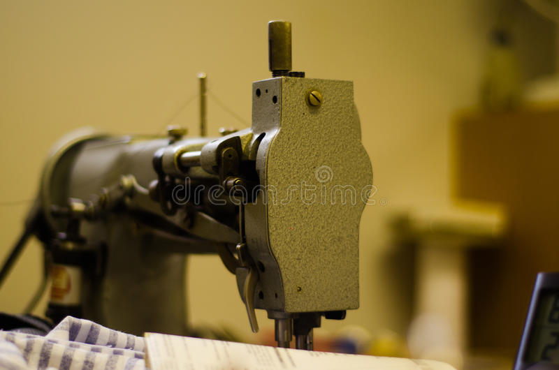 Macchina per cucire 5 fotografia stock libera da diritti