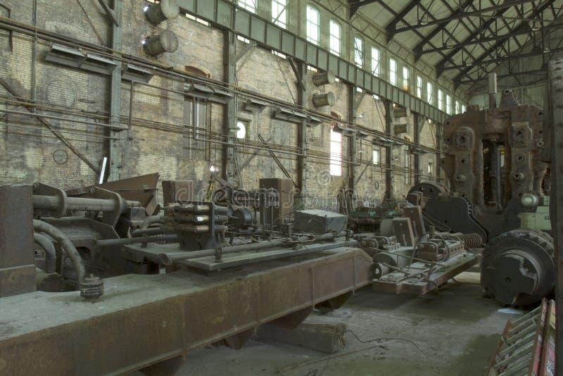 Macchinario industriale immagine stock libera da diritti