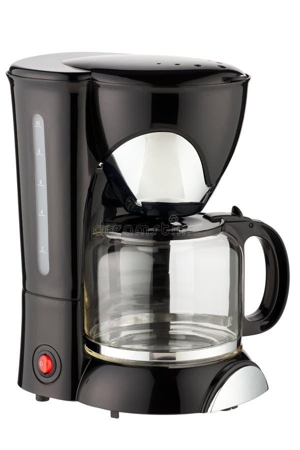 Macchinetta del caffè fotografie stock libere da diritti