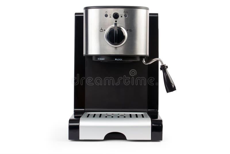 Macchinetta del caffè fotografia stock