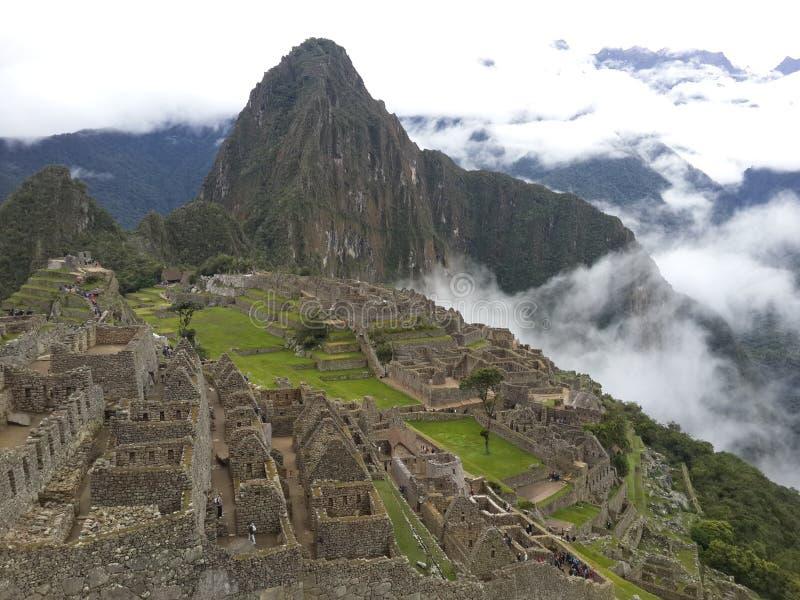 Macchu Picchu 免版税库存照片