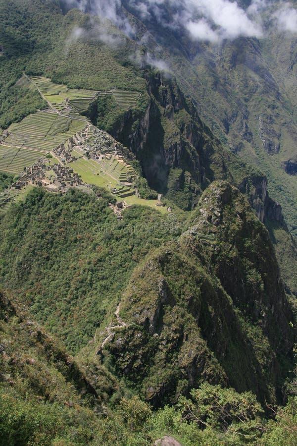 Macchu Picchu photographie stock libre de droits