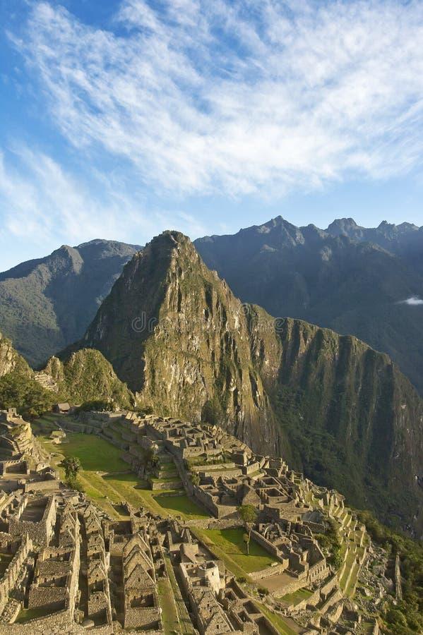 Download Macchu Picchu Evening Royalty Free Stock Image - Image: 20215946