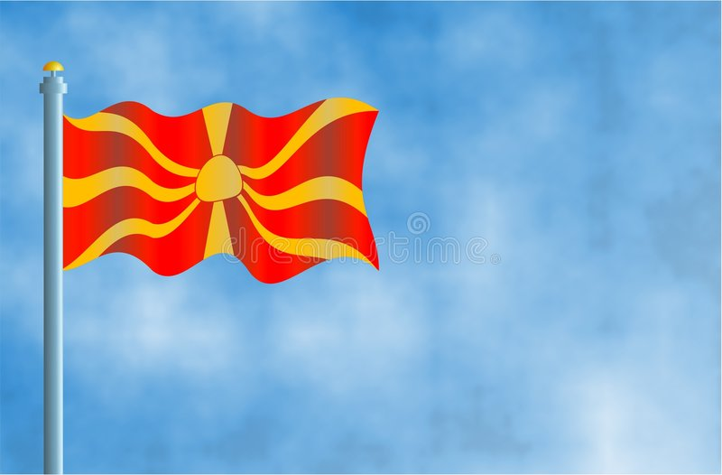 Macedonië Stock Fotografie