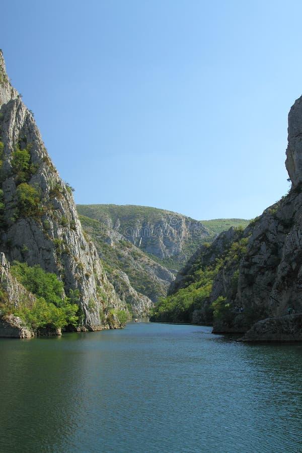 Download Macedonië, Canion Matka stock foto. Afbeelding bestaande uit trekking - 29509680