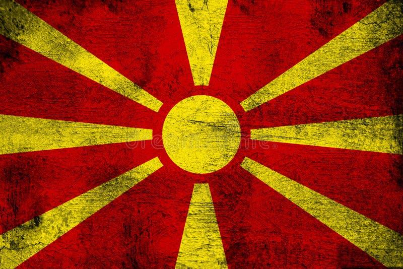 macedonia ilustración del vector