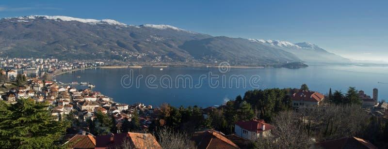 macedonia ohrid fotografia royalty free