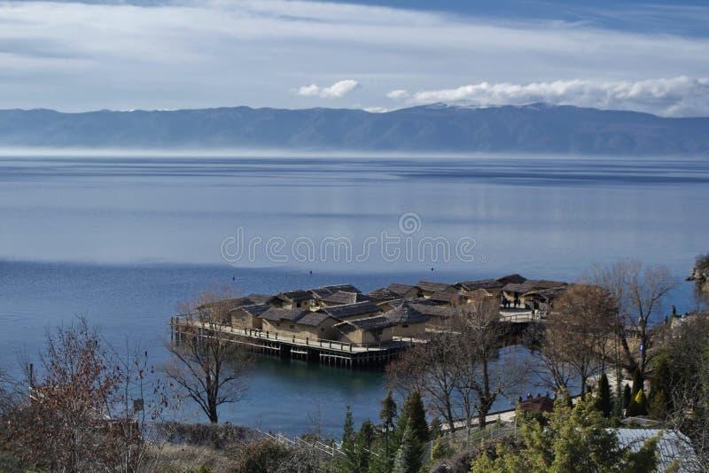 macedonia ohrid obrazy royalty free