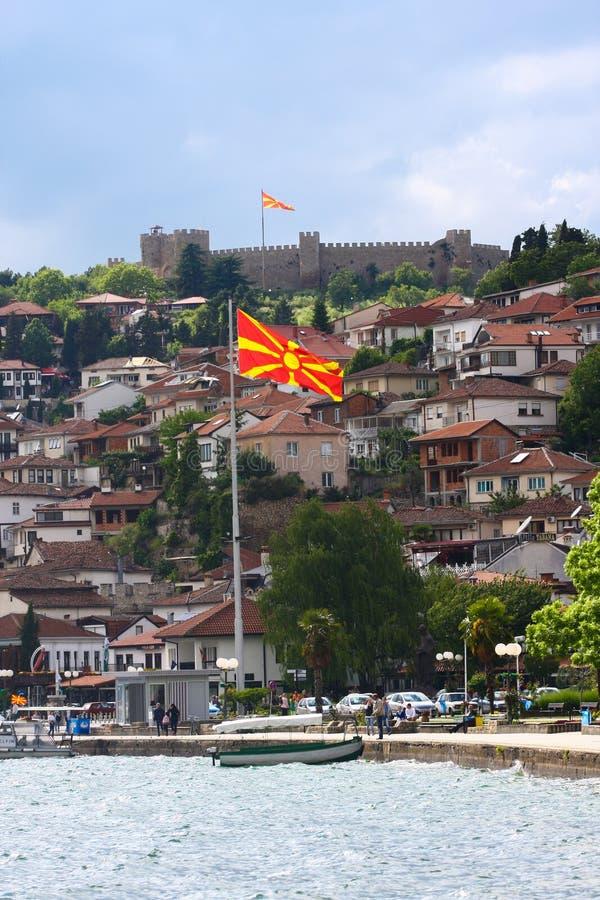 macedonia ohrid zdjęcia royalty free
