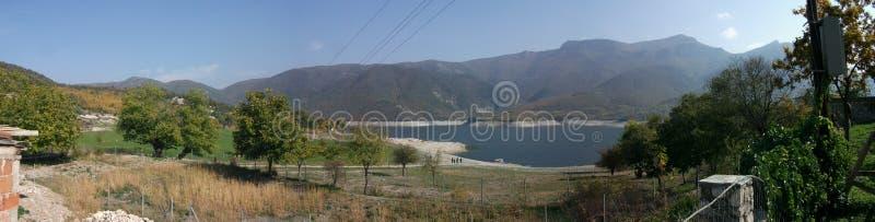 macedonia Tikveshko See Kloster St George (Poloshki-Kloster) lizenzfreies stockfoto