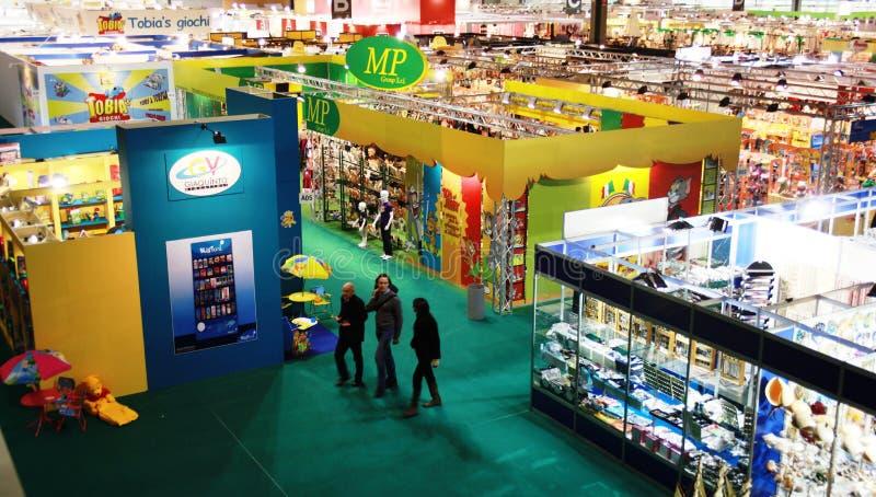 Macef, exposición casera internacional 2010 de la demostración fotografía de archivo libre de regalías