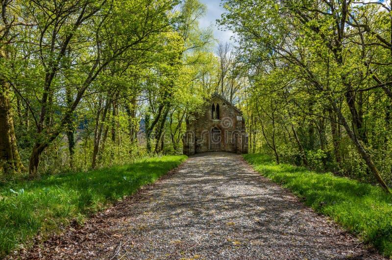 MacGregor Murray Mausoleum, Auchtoo, Balquhidder foto de stock royalty free